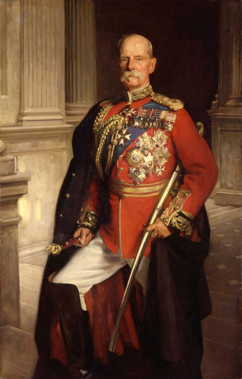 Field Marshal Frederick Sleigh Roberts