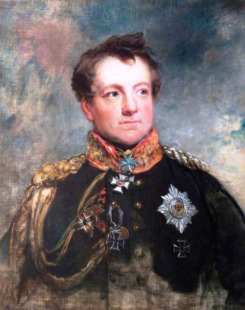 Field Marshall August Neidhardt - Count of Gneisenau
