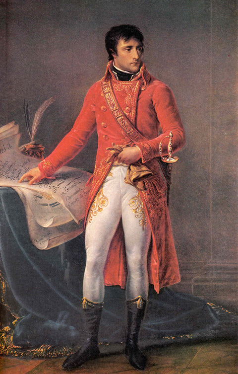 First Consul Bonaparte