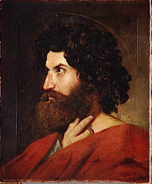 Head of St. Matthew