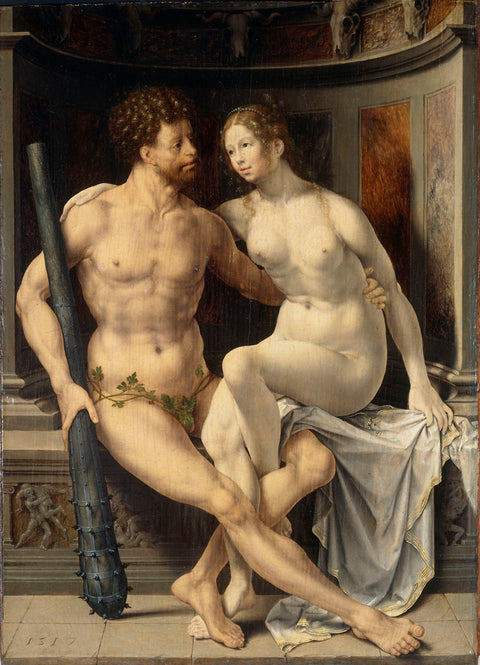 Hercules and Deianeira