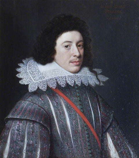 James Stanley, Lord Strange, Later 7th Earl of Derby