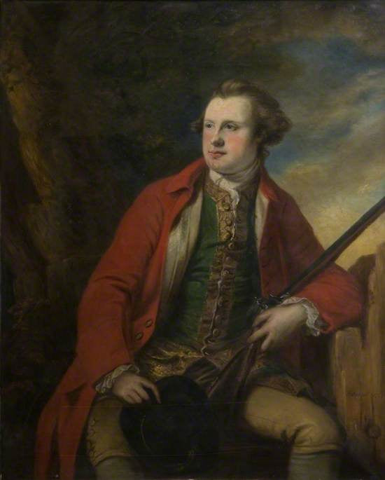 John Harvey Thursby, Verderer of Rockingham Forest