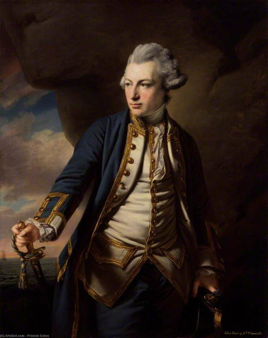 John Jervis, Earl of St Vincent