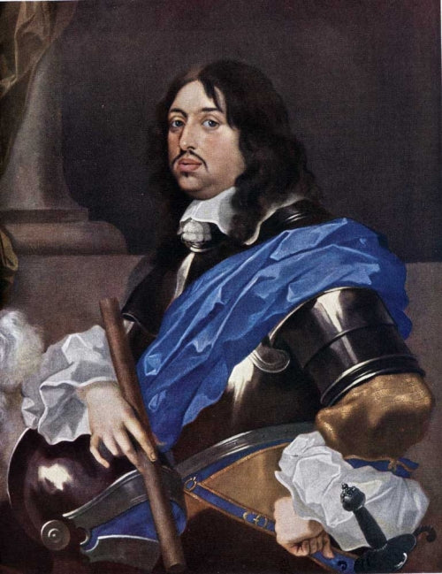 King Charles Gustav of Sweden