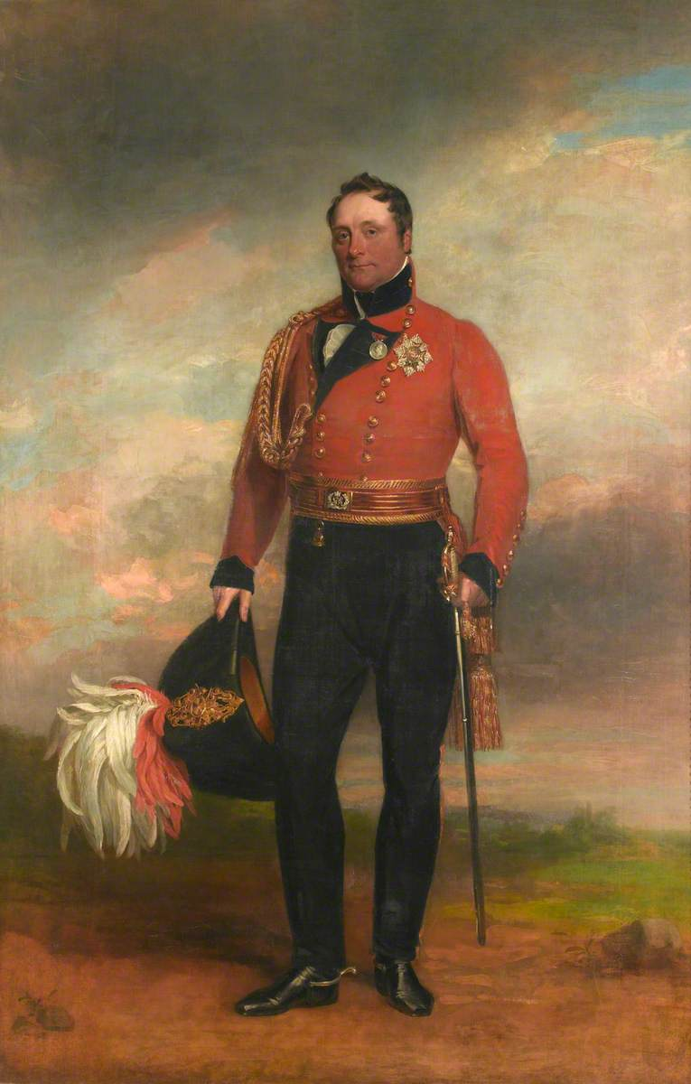 Lieutenant-General Rowland - Lord Hill
