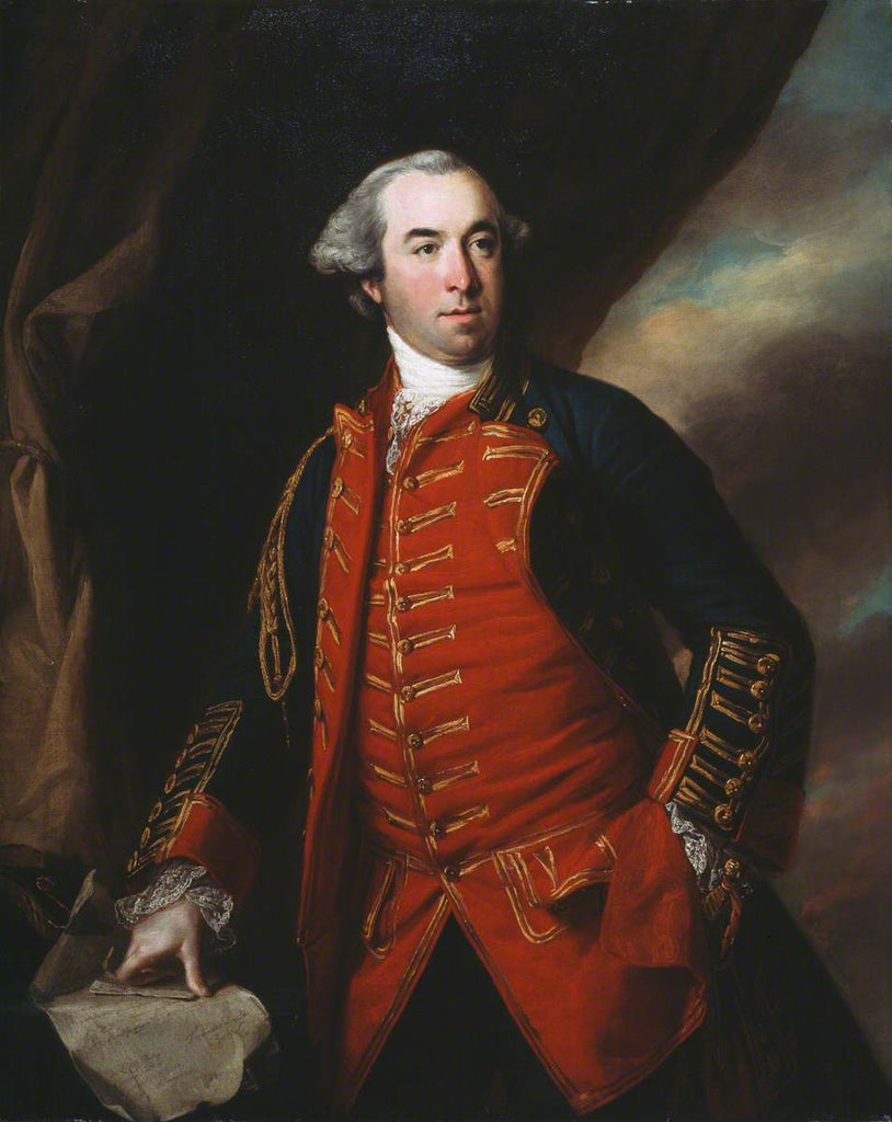 Lieutenant Colonel William Phillips