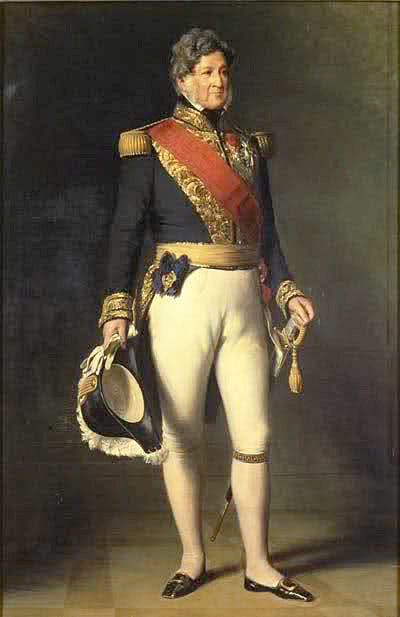 Louis Philippe I, King of the French