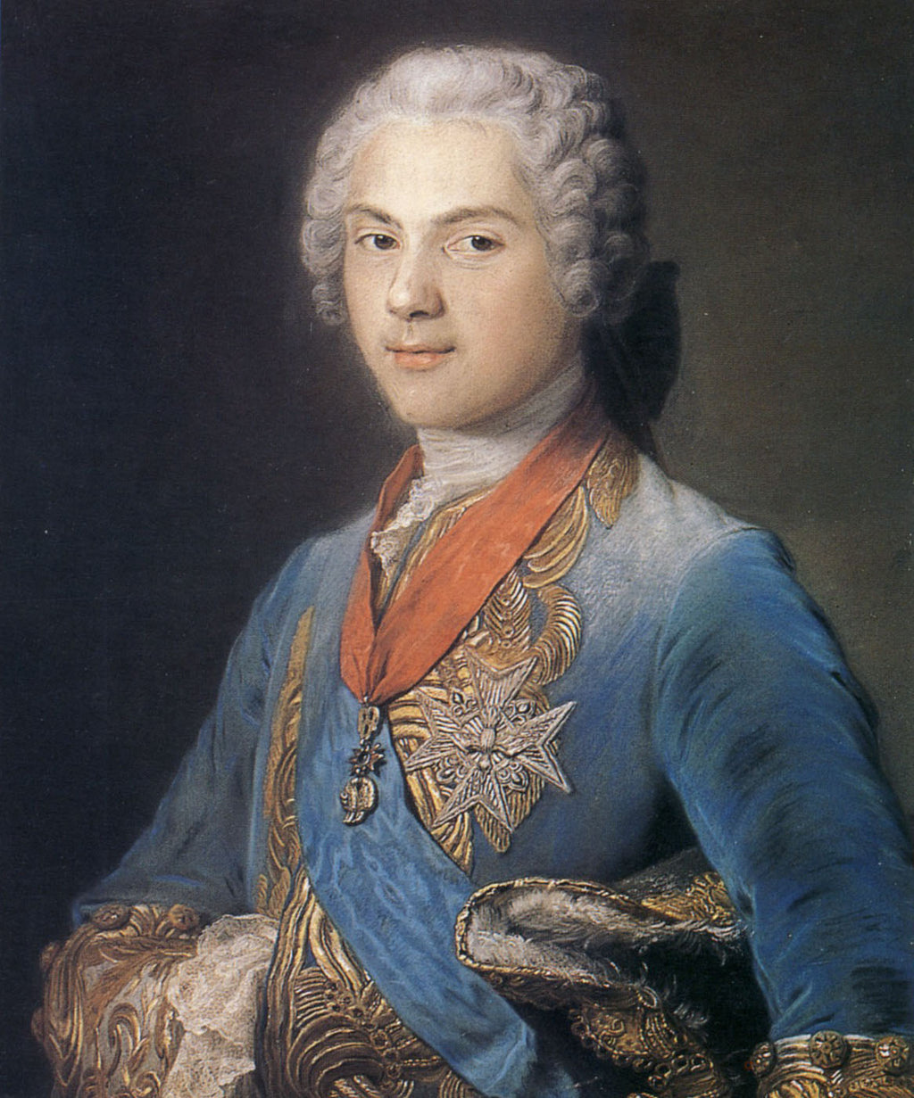 Louis of France, Dauphin, son of Louis XV