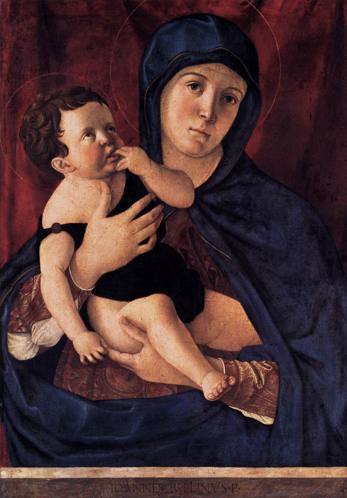 Madonna and Child II