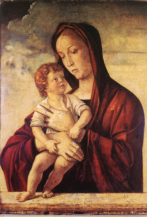 Madonna with Child IV