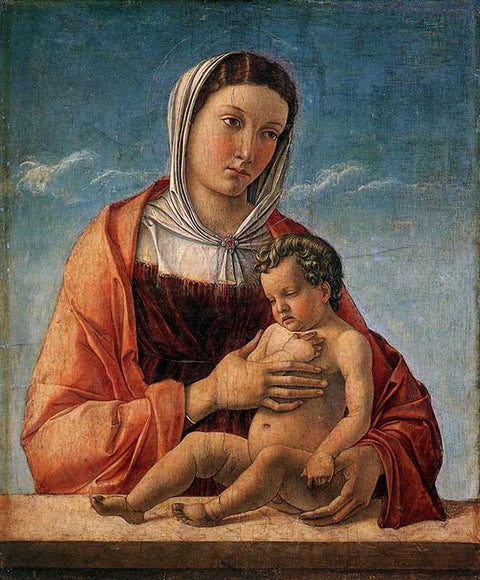 Madonna with the Child I