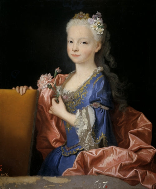 Mariana Victoria of Spain - Little girl
