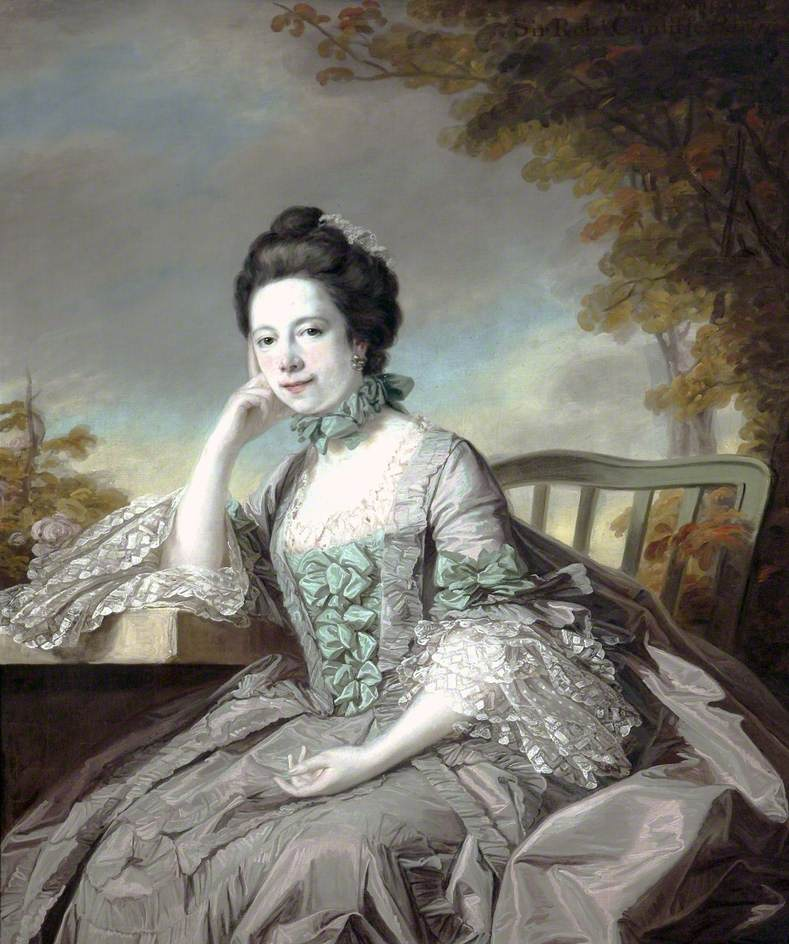 Mary, Lady Cunliffe