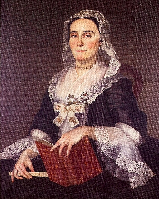 Mary Lea (Mrs. John Harvey)