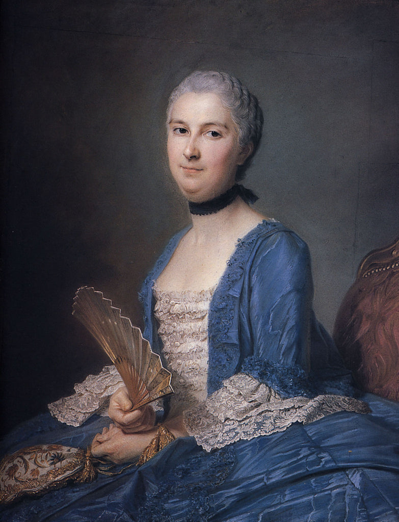 Mary Magdalene Mazade, wife of Antoine Gaspard Grimoldi of Reyniere