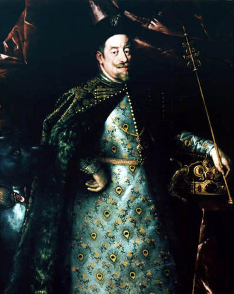 Matthias, Holy Roman Emperor, as King of Bohemia