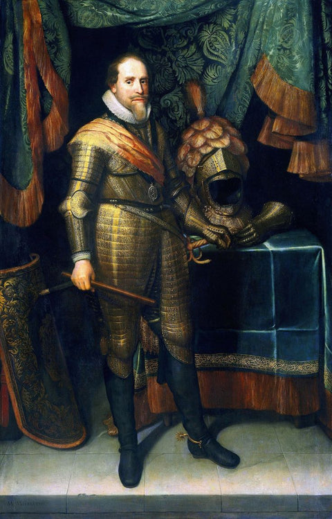 Maurice of Nassau, Prince of Orange