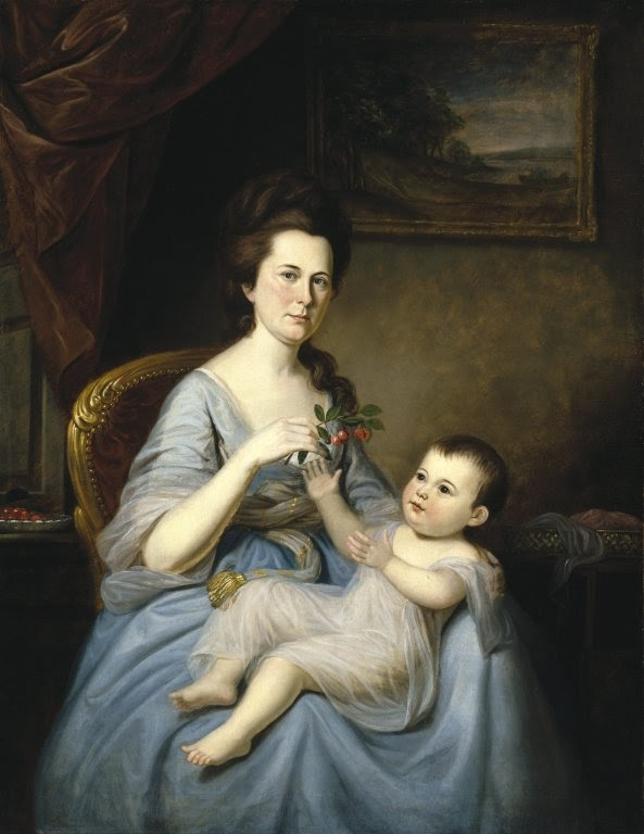 Mrs. Forman and Child