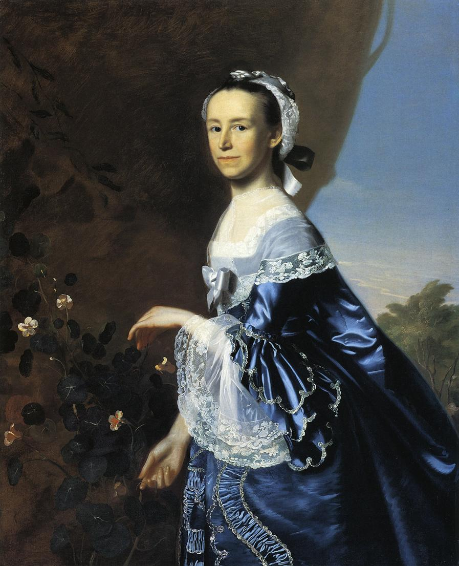 Mrs.James Warren (Mercy Otis)