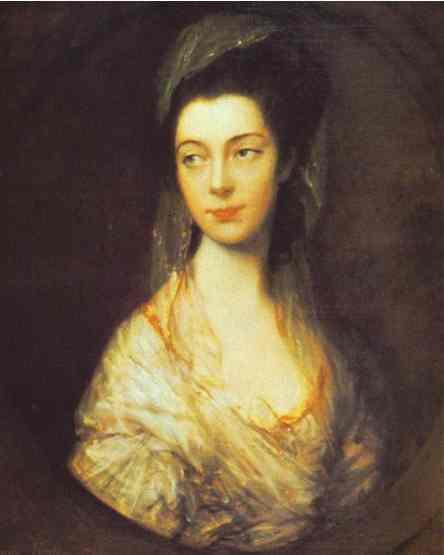 Mrs. Christopher Horton, later Anne, Duchess of Cumberland
