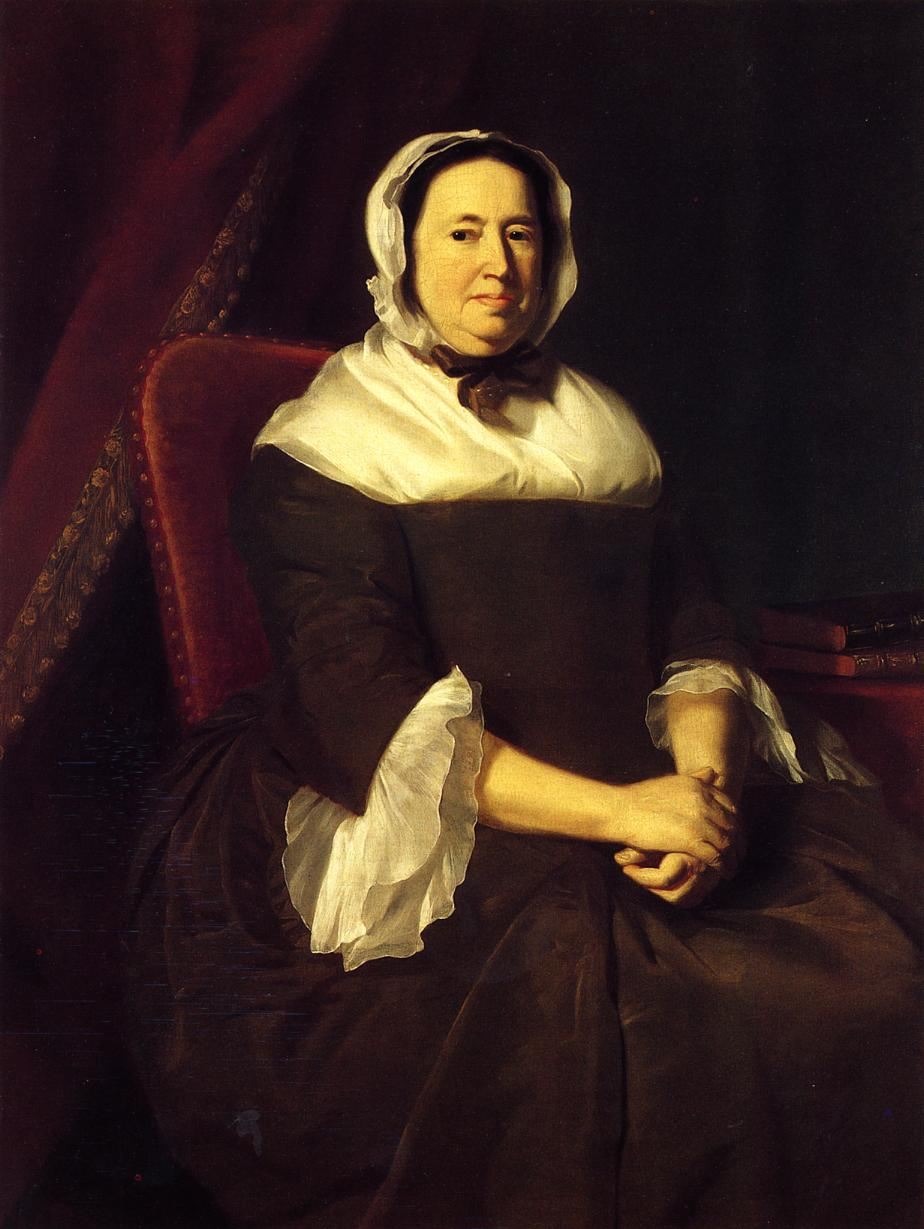 Mrs. Samuel Hill