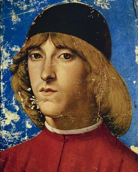Piero, Eldest Son of Lorenzo the Magnificent, Called Piero the Unfortunate