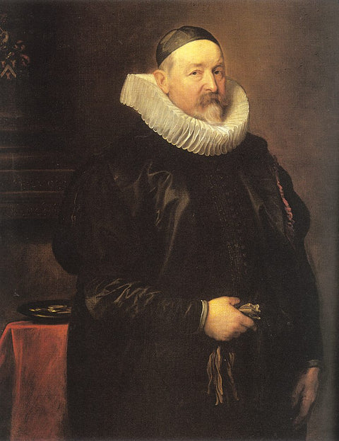 Portrait of Adriaen Stevens
