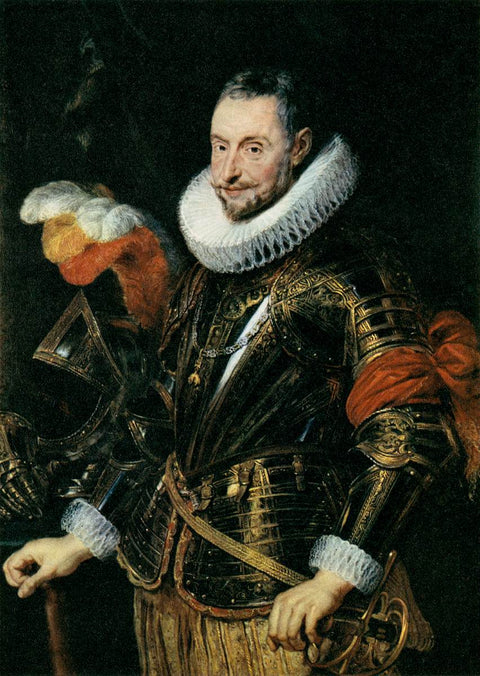 Portrait of Ambrogio Spinola