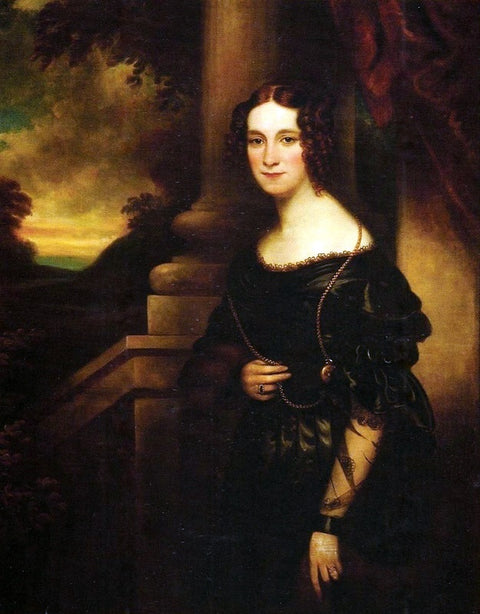 Portrait of Amélie of Leuchtenberg