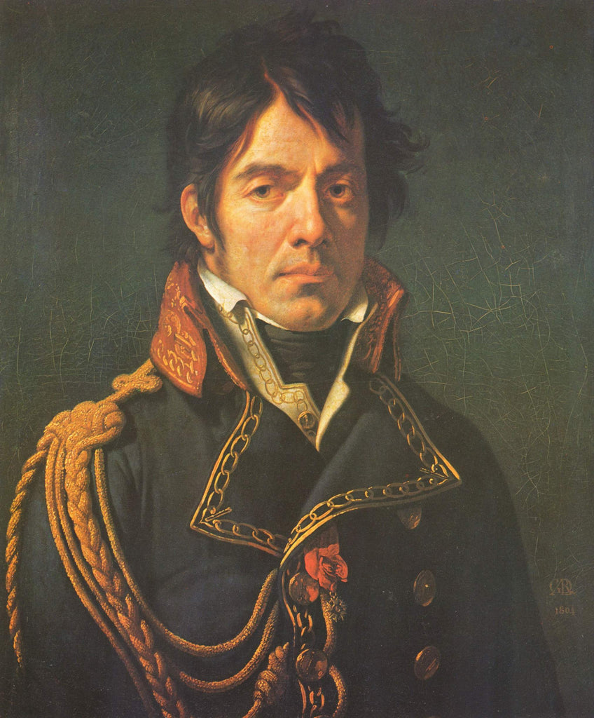 Portrait of Baron Jean-Dominique Larrey