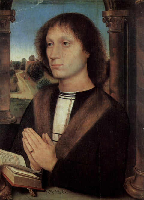 Portrait of Benedetto Portinari