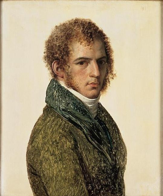 Portrait of Benjamin Rolland