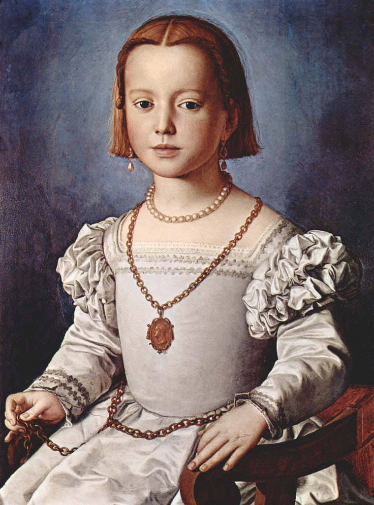 Portrait of Bia de' Medici
