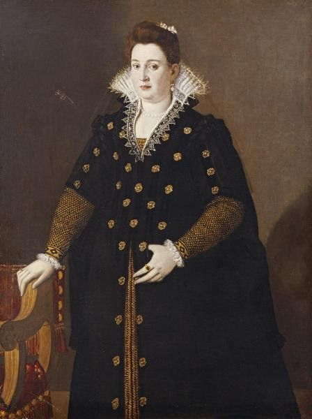 Portrait of Bianca Capello I