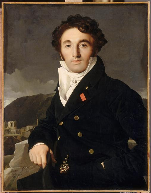 Portrait of Charles-Joseph-Laurent Cordier