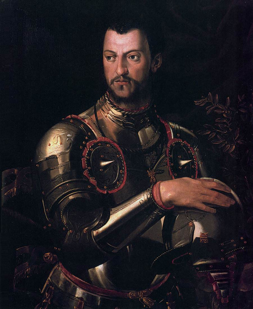 Portrait of Cosimo I de' Medici(01)