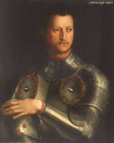 Portrait of Cosimo I de' Medici
