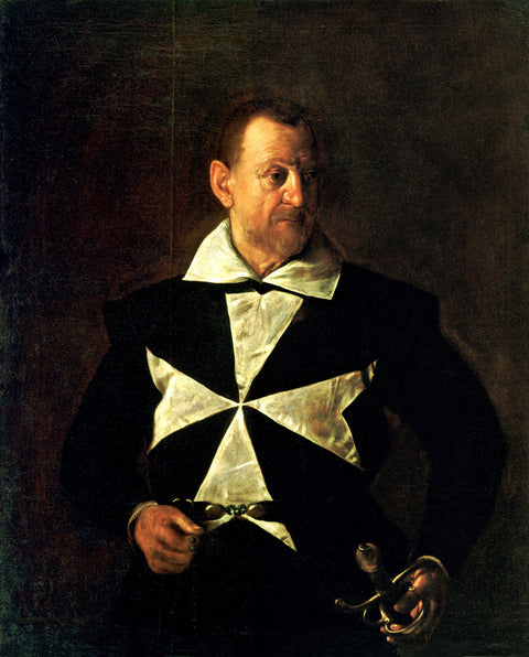 Portrait of Fra Antionio Martelli