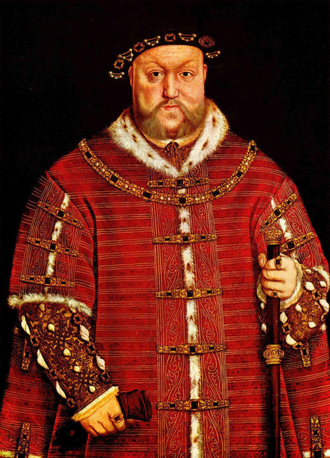 Portrait of Henry VIII (1)