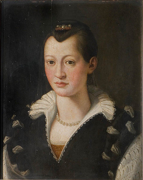 Portrait of Isabella de Medici