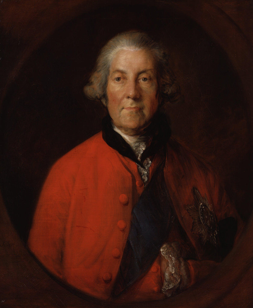 Portrait of John Russell, 4th Duke of Bedford