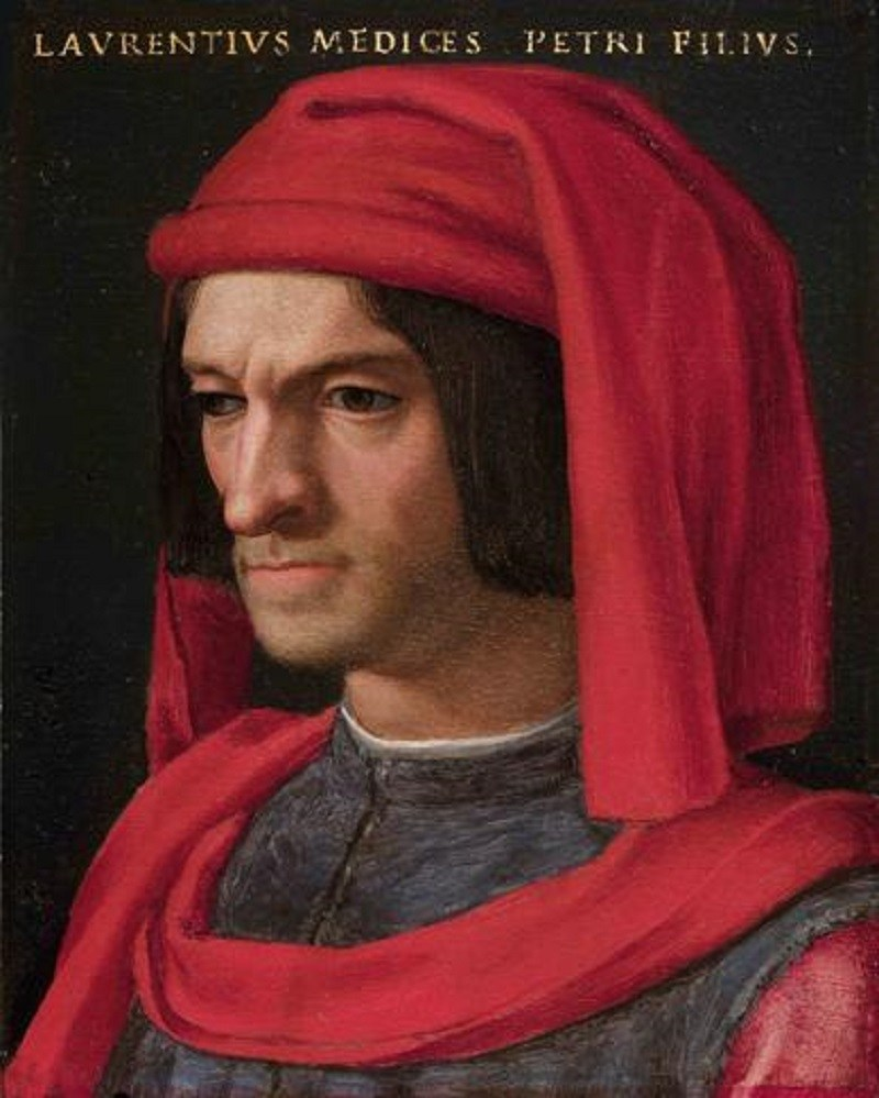 Portrait of Lorenzo the Magnificent