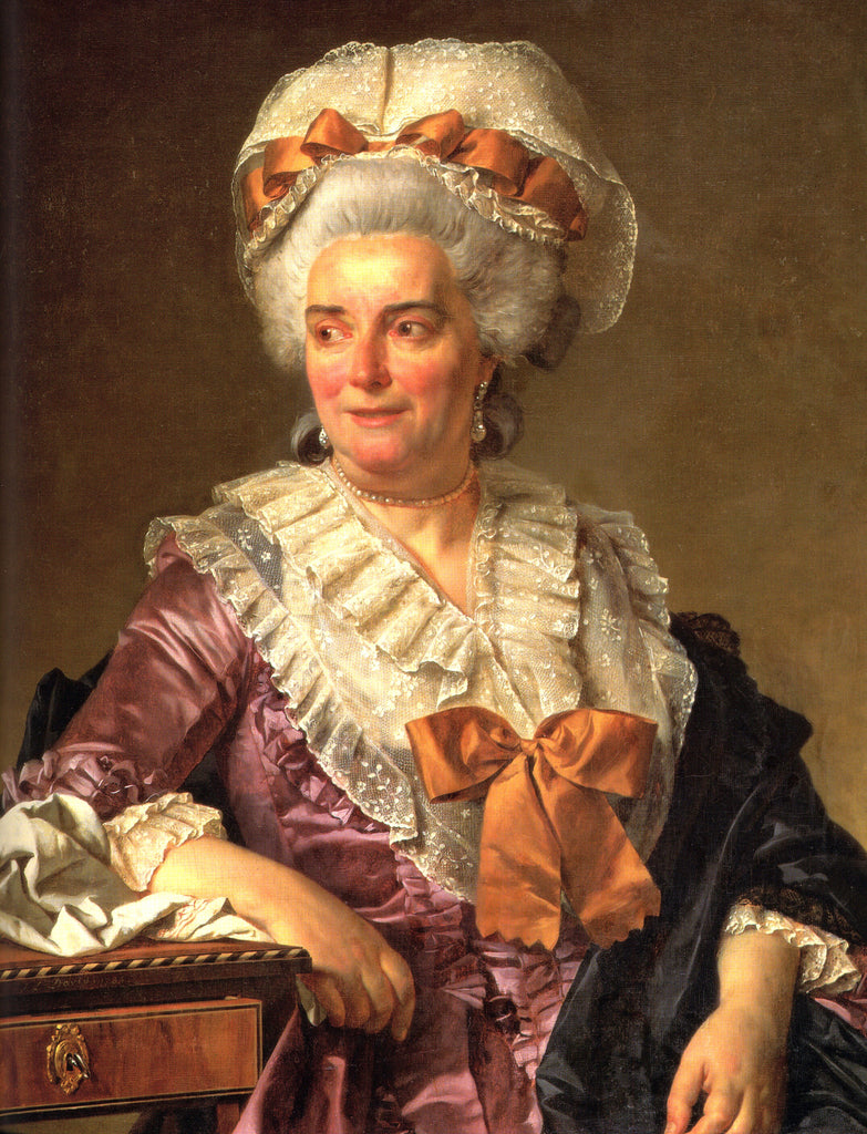 Portrait of Madame Charles-Pierre Pecoul, nee Potain, mother-in-law of the artist