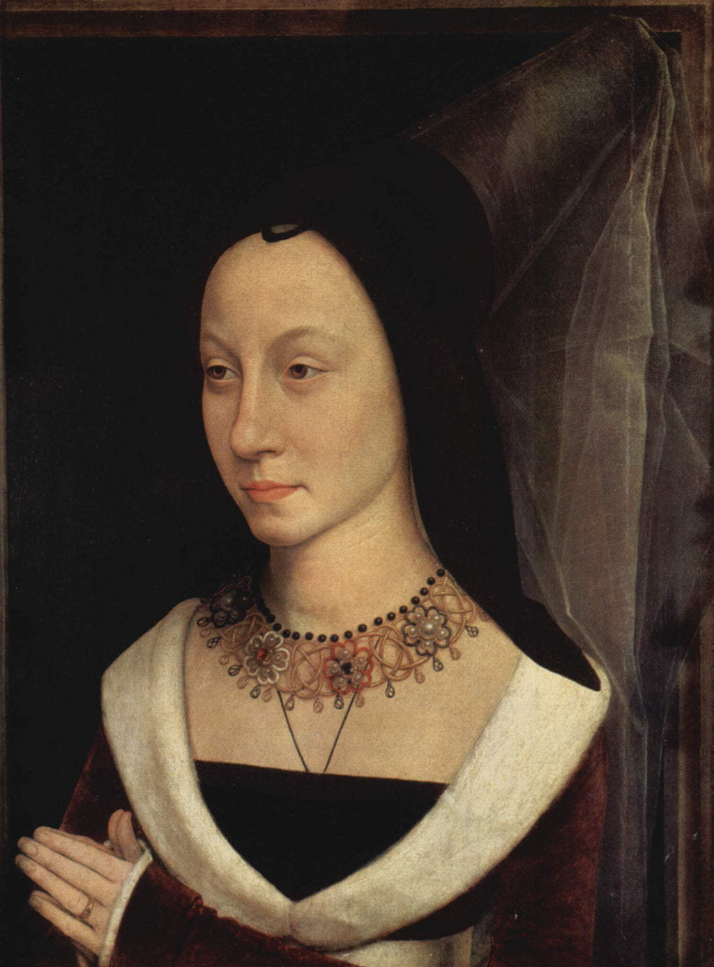Portrait of Maria Maddalena Portinari