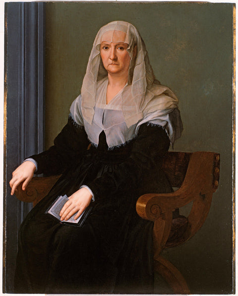 Portrait of Maria Salviati