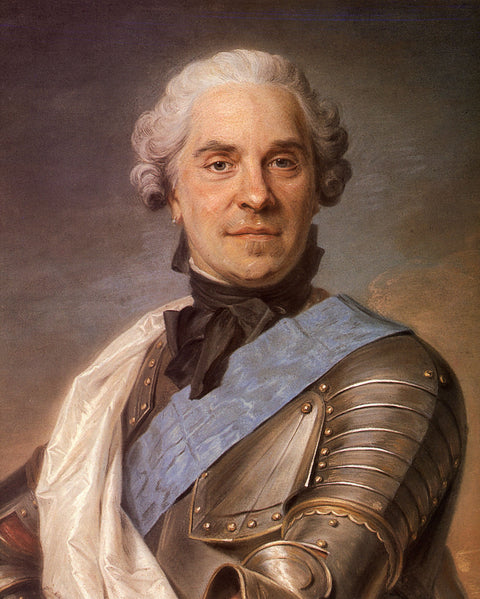 Portrait of Maurice of Saxony I