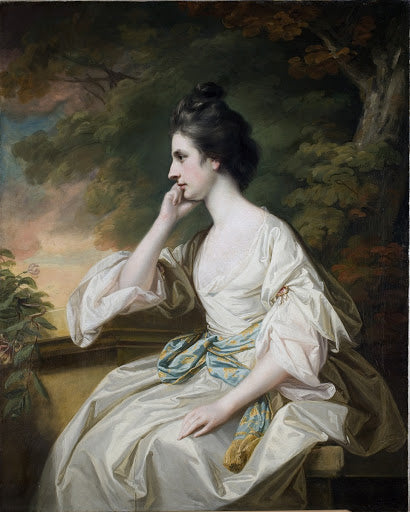 Portrait of Miss Anne Dutton, daughter of Lord Sherborne