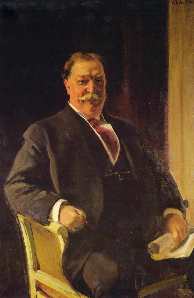 Portrait of Mr. Taft, President of the United States