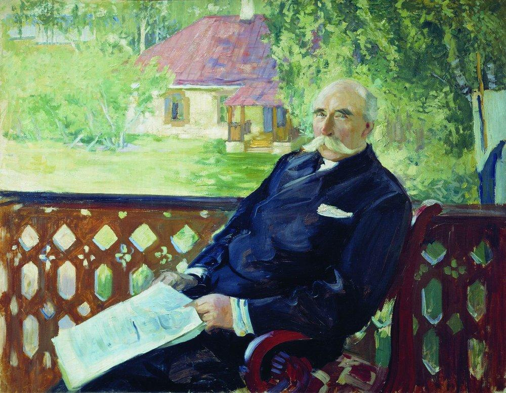 Portrait of N.A. Podsosov